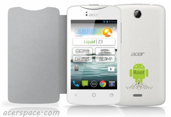 acer-liquid-z3-root