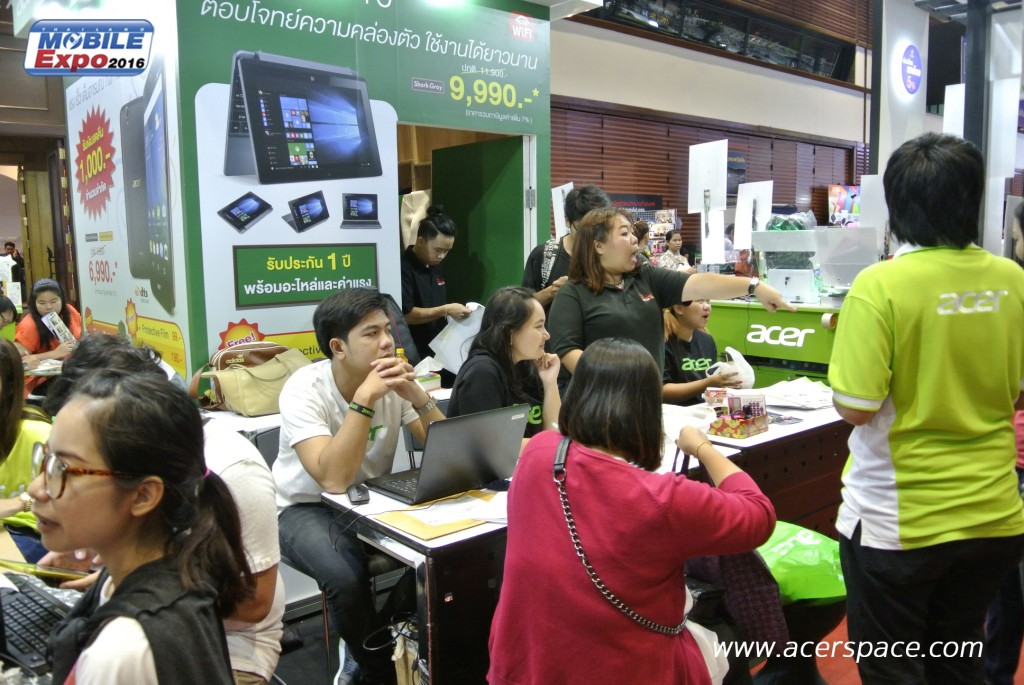 Cashback booth