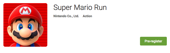 Super Mario Run