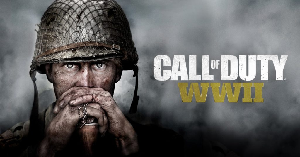 ตัวอย่างเกม Call of Duty World War II