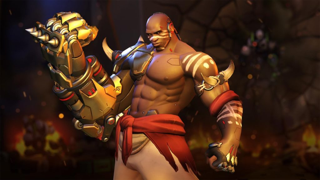 Blizzard เปิดให้เล่น Doomfist 27 กรกฎาคมนี้