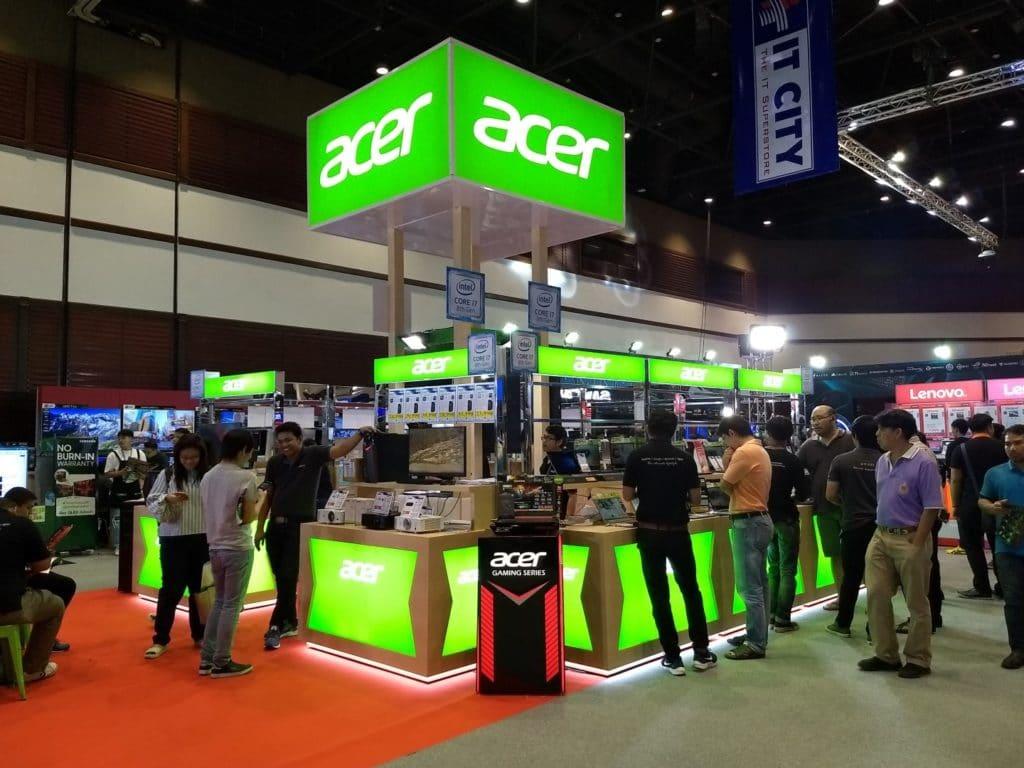 Acer Predator Commart 2018