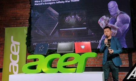 Acer Marvel Avengers Infinity War