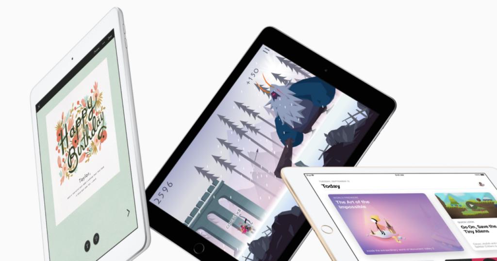 Acer Chromebook Tab 10 VS iPad 2018
