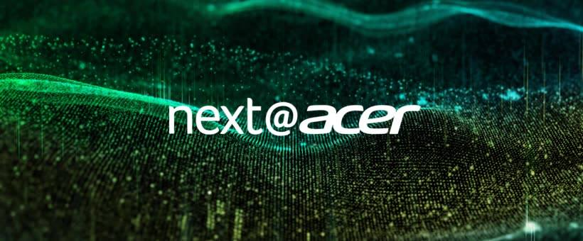 next@acer 2018